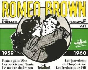 Romeo Brown Volume 1 _ Futuropolis