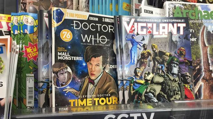 WHSmith - Lancaster -17th August 2018 - Teens
