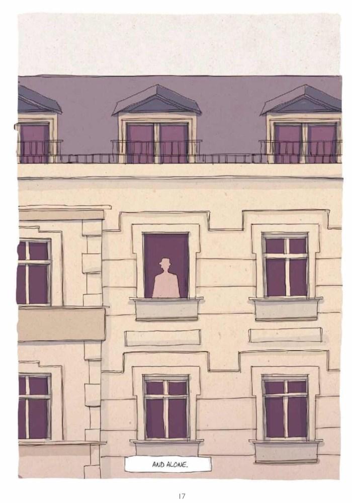A Real Job by Alberto Madrigal - Sample Art