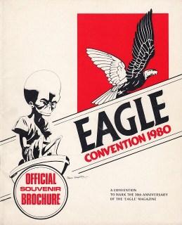 EagleCon Brochure - 1980