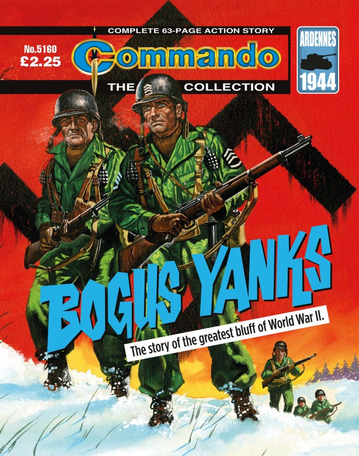 Commando 5160: Gold Collection: Bogus Yanks