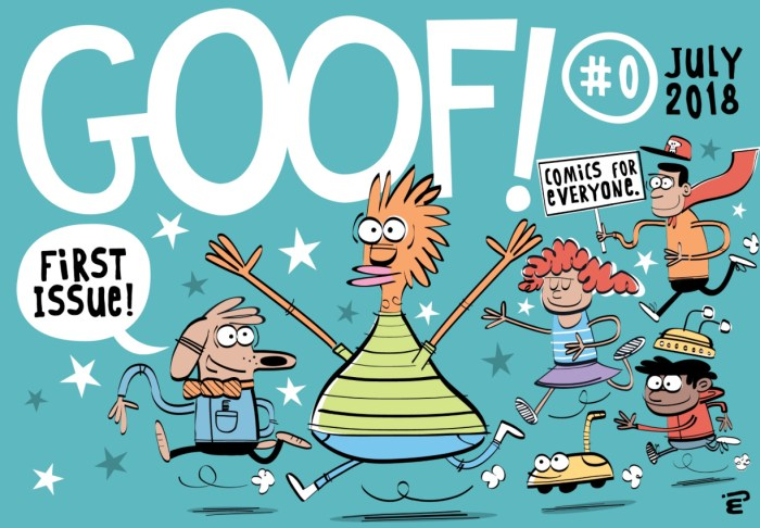 Goof #0 - Cover