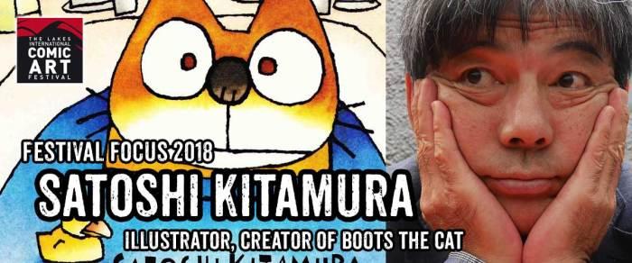 Lakes Festival Focus 2018: Satoshi Kitamura