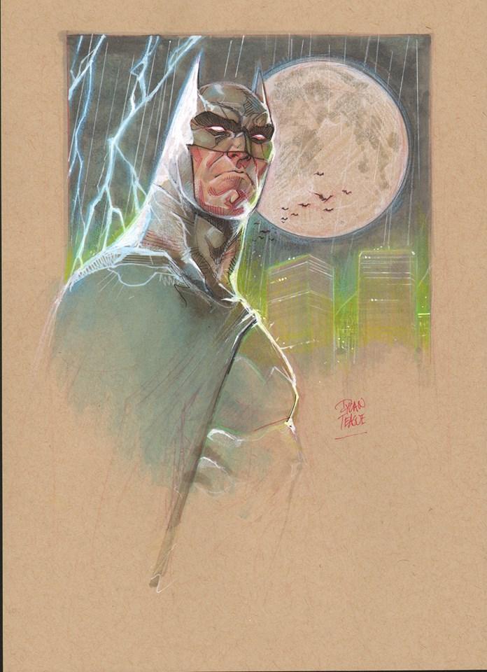 Batman by Dylan Teague
