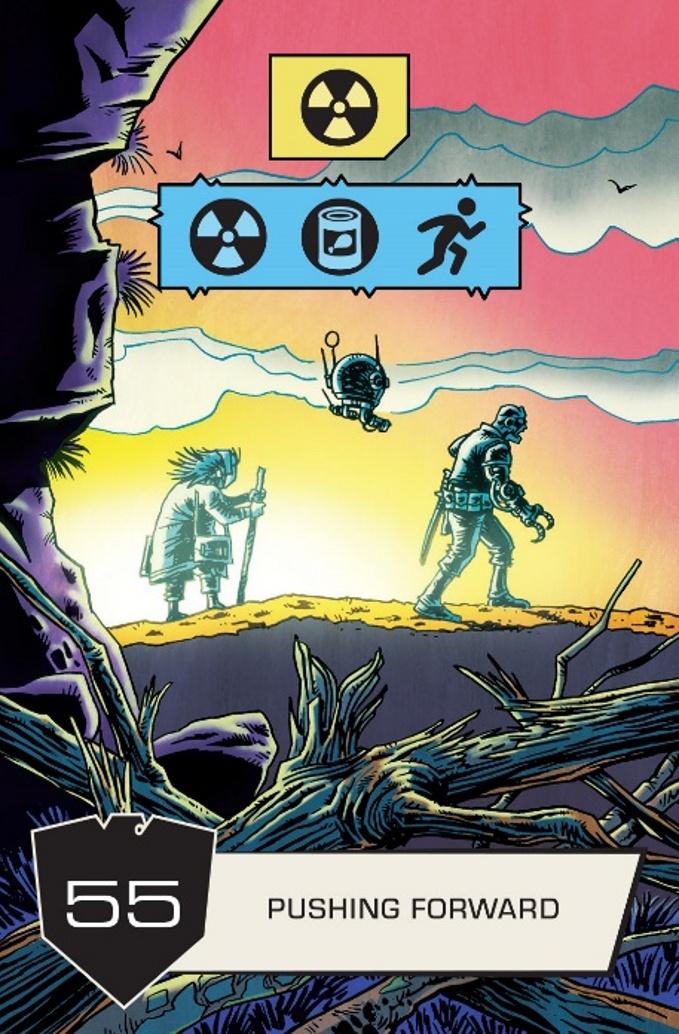 Judge Dredd: The Cursed Earth - Pushing Forward