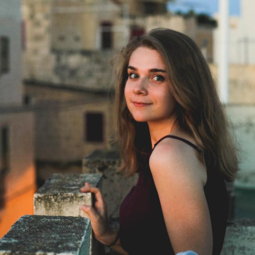 Maltese artist Rebecca Zammit