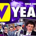 TV YEARS Issue One Cover - SNIP
