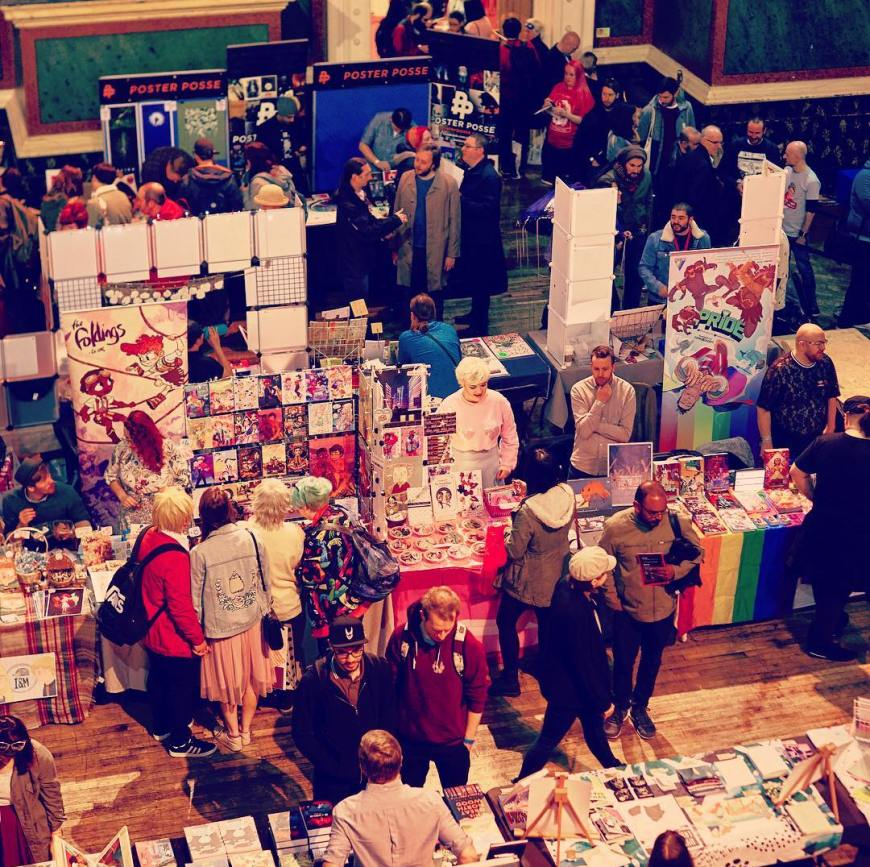 Image: Thought Bubble Festival