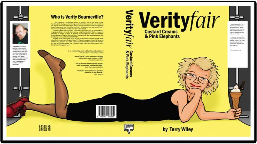Verityfair by Terry Wiley - Cover