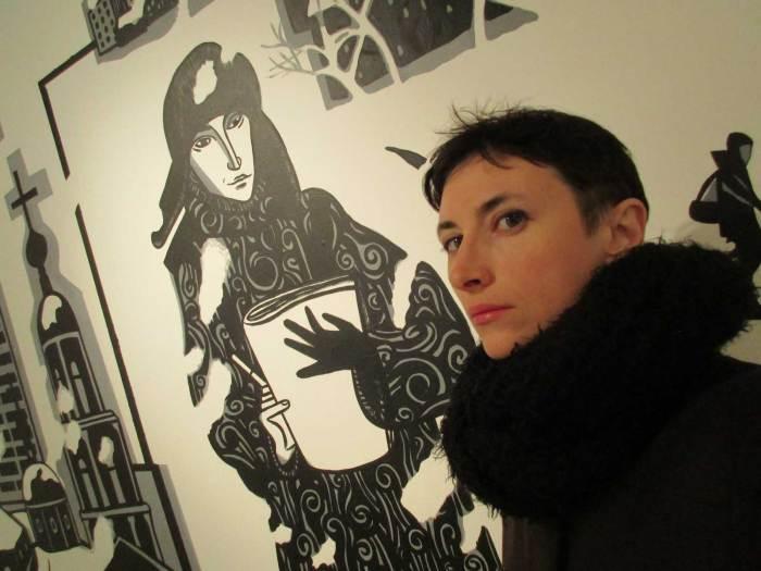 Victoria Lomasko Mural