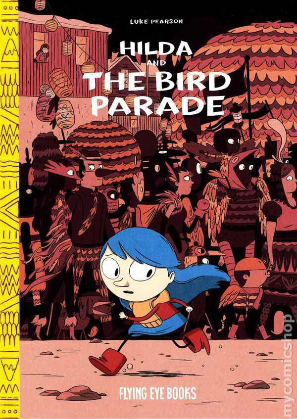 Hilda and the Bird Parade