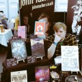 John Tucker at Thought Bubble 2018