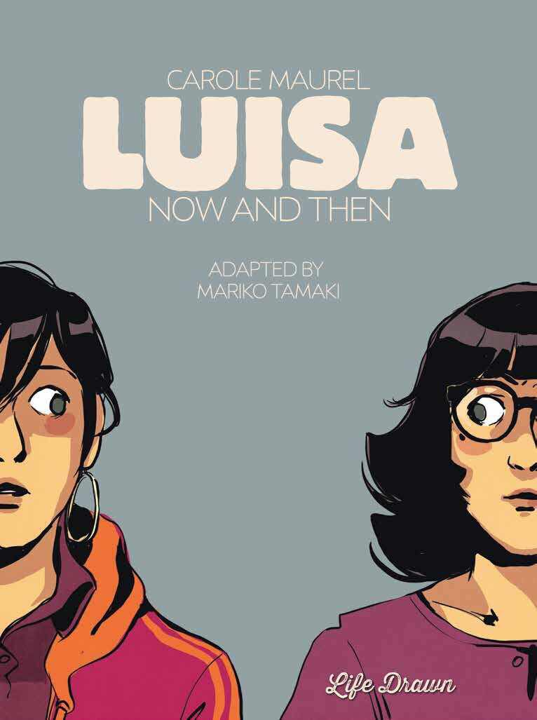 Luisa - Cover