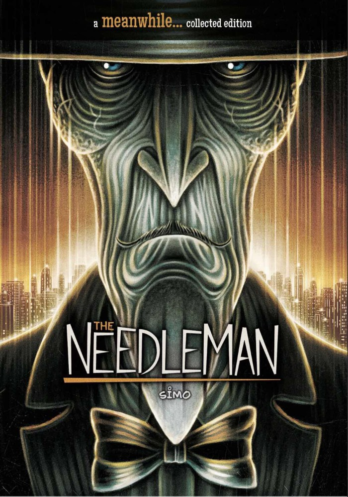 The Needleman' by Martin Simpson - Collected Edition