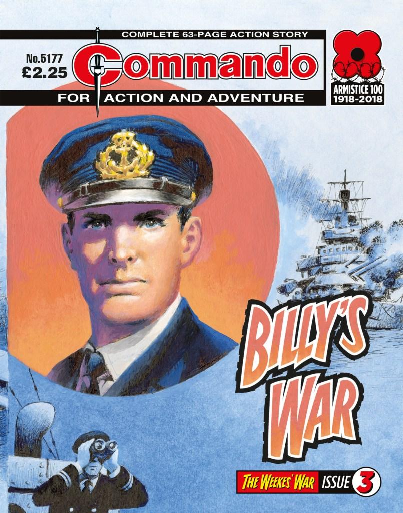 Commando 5177: Billy's War