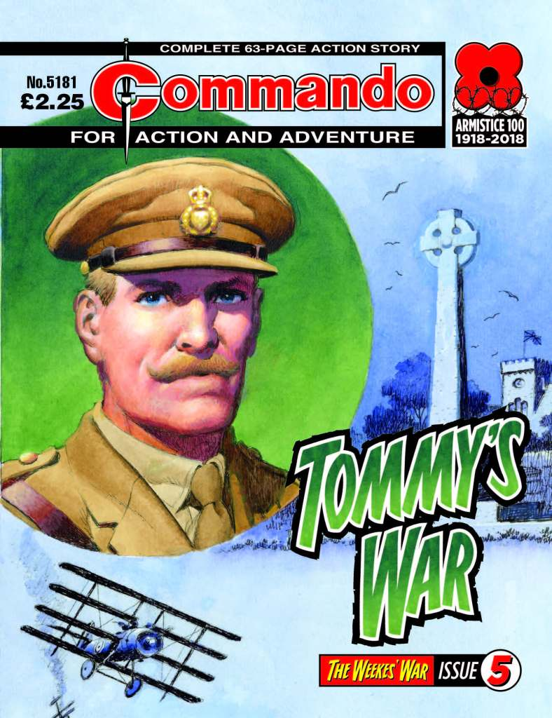 Commando 5181: Tommy's War