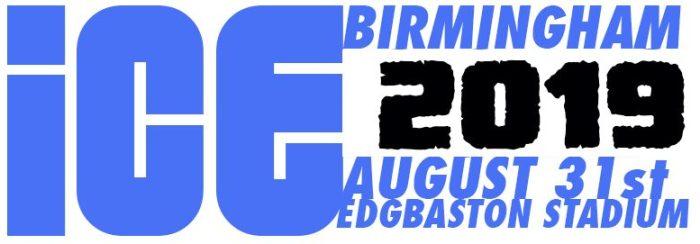 ICE: International Comic Expo Birmingham 2019