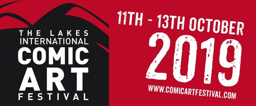 Lakes International Comics Art Festival 2019