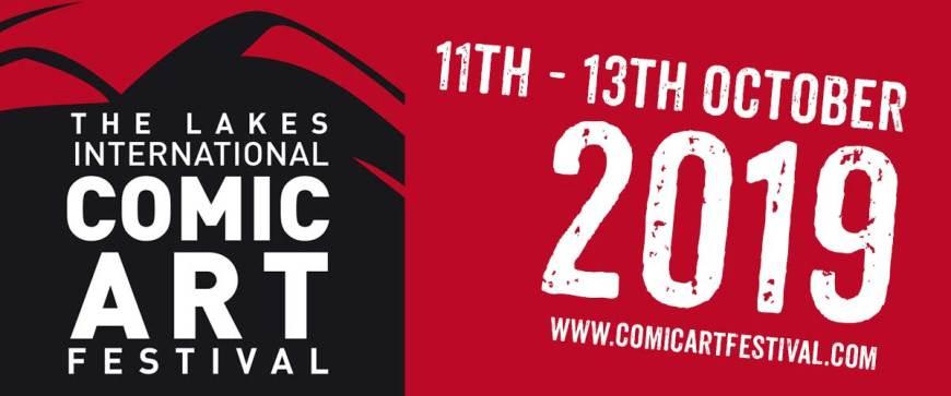Lakes International Comics Art Festival 2019