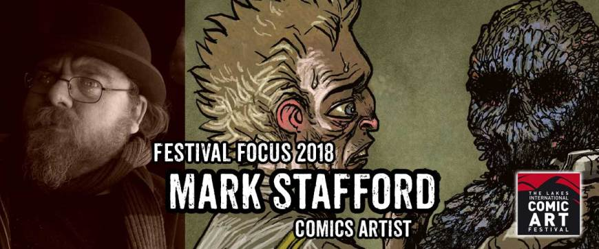 Lakes Festival Focus 2018: Artist and Writer Mark Stafford