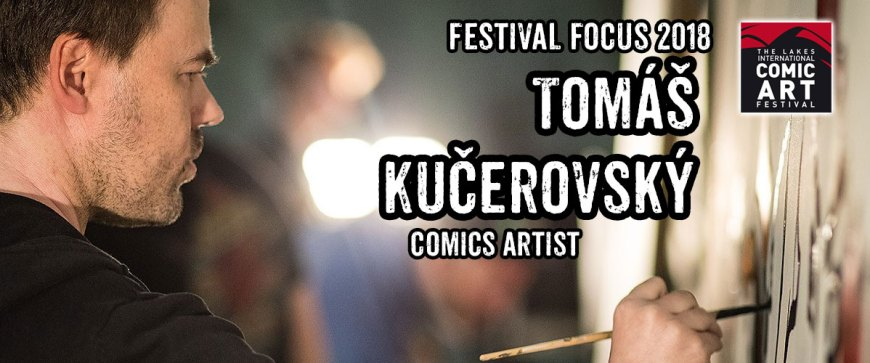 Lakes Festival Focus 2018: Tomáš Kučerovský