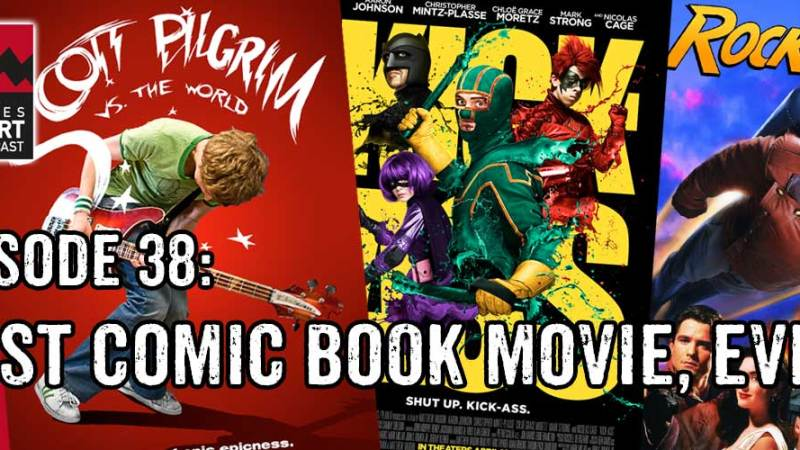 What's Your Best Comic Book Movie, Ever?