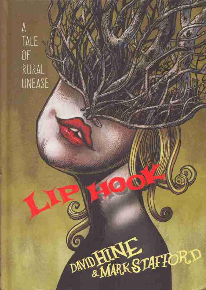 Lip Hook by David Hine and Mark Stafford - Cover