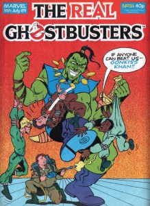 The Real Ghostbusters Issue 56