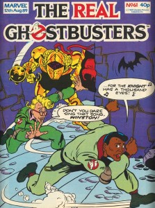 The Real Ghostbusters Issue 61