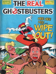 The Real Ghostbusters Issue 62