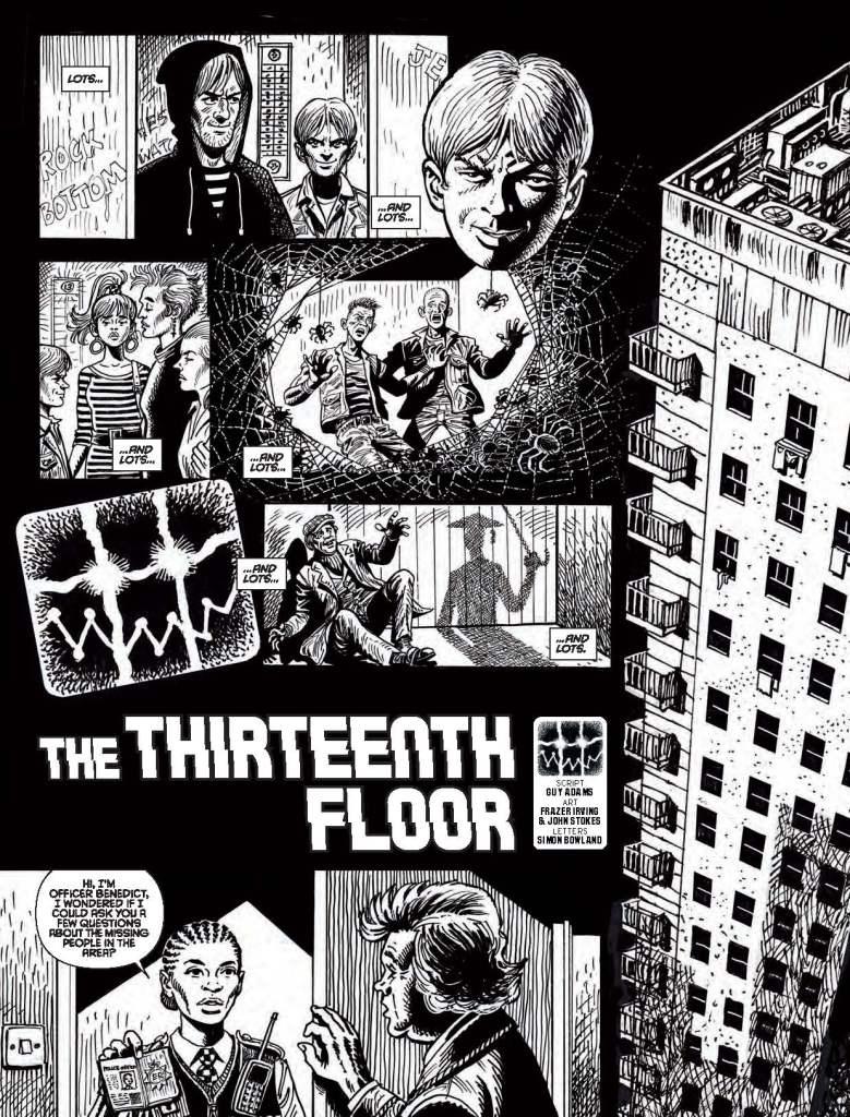Scream & Misty Special 2018 - Thirteenth Floor