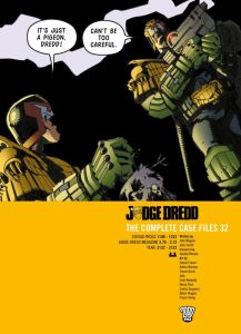 Judge Dredd Complete Case Files Volume 32