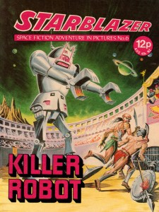 Starblazer Issue 6