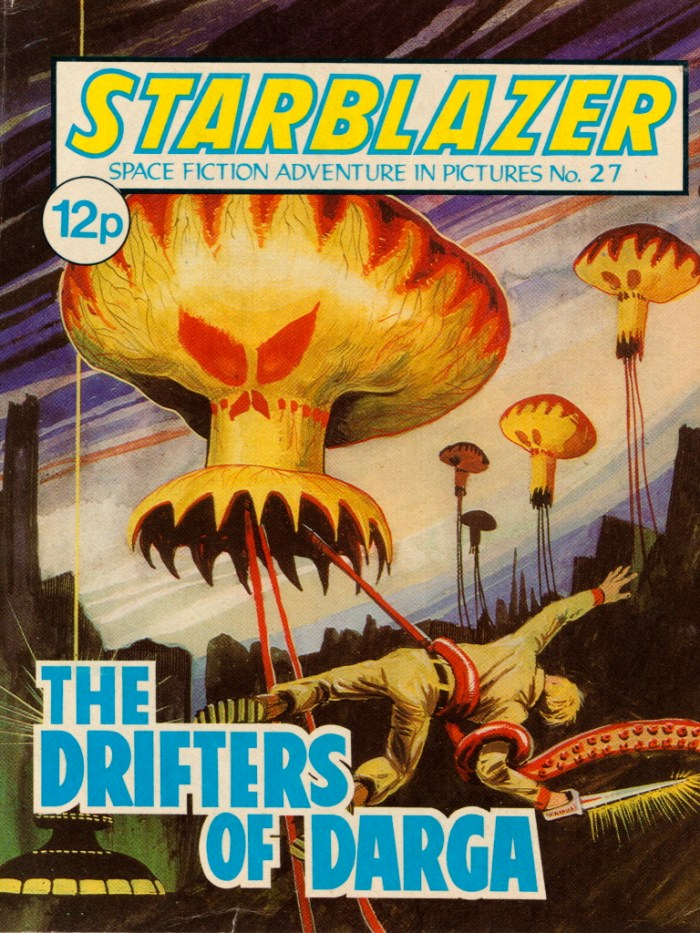 Starblazer No. 27: The Drifters of Darga