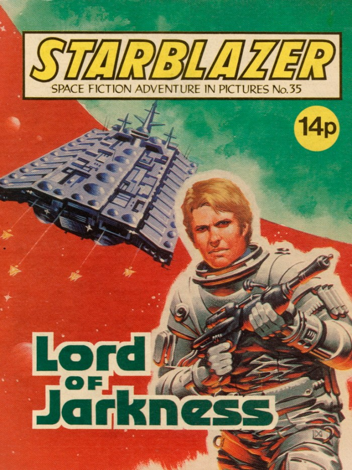 Starblazer No. 35: Lord of Jarkness