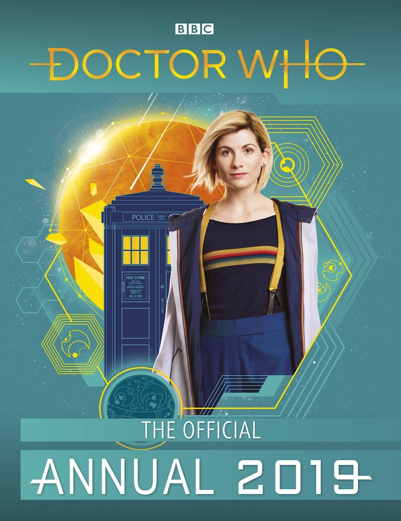 Doctor Who: The Official Annual 2019