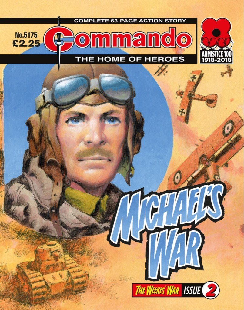 Commando 5175: Home of Heroes - Michael's War