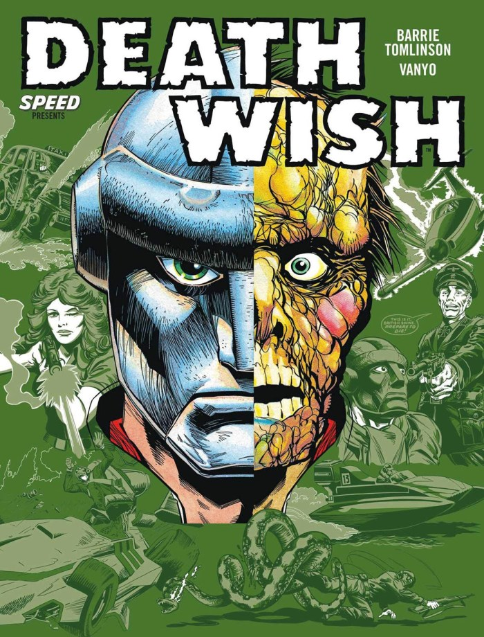 Death Wish Volume 1 - Best Wishes