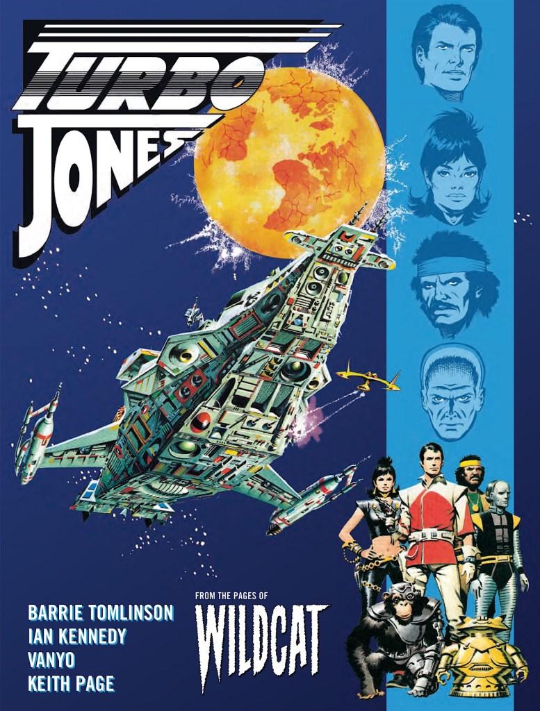 Wildcat Volume 1 – Turbo Jones
