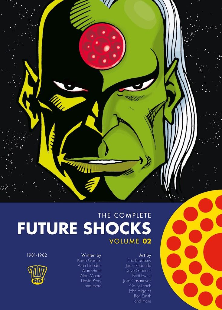 The Complete Future Shocks Volume 02