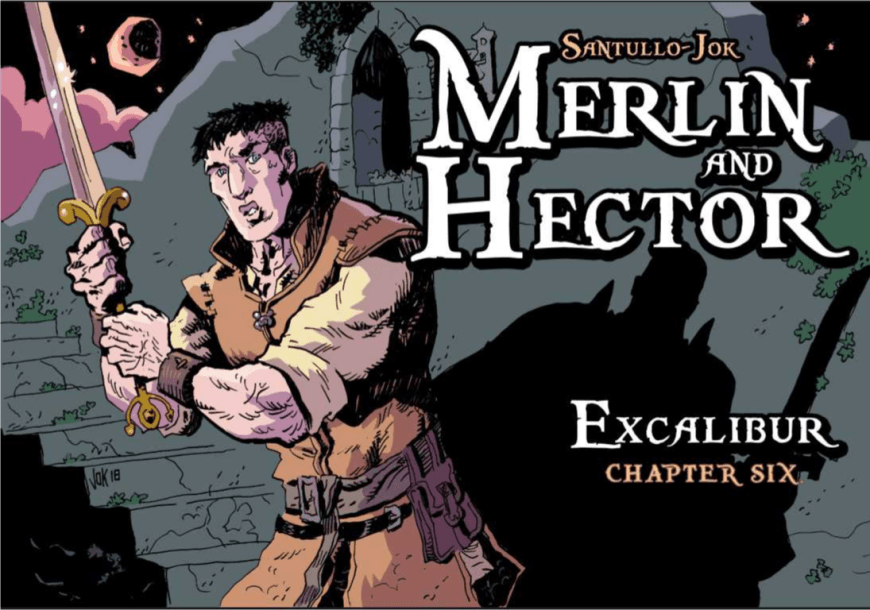 Aces Weekly 37 - Merlin and Hector: Excalibur