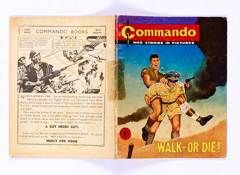 Commando Issue One