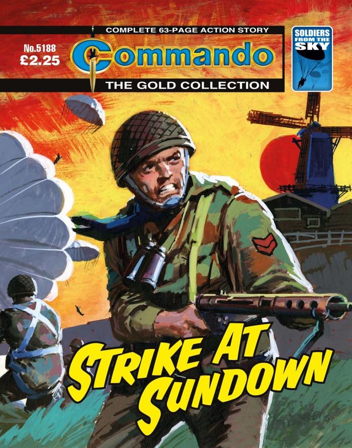 Commando 5188: Gold Collection - Strike at Sundown