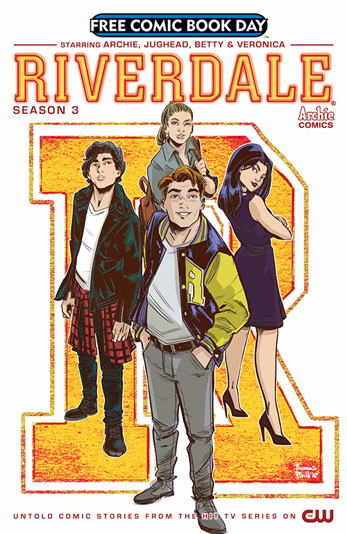 RIVERDALE SEASON 3 SPECIAL — FREE COMIC BOOK DAY 2019