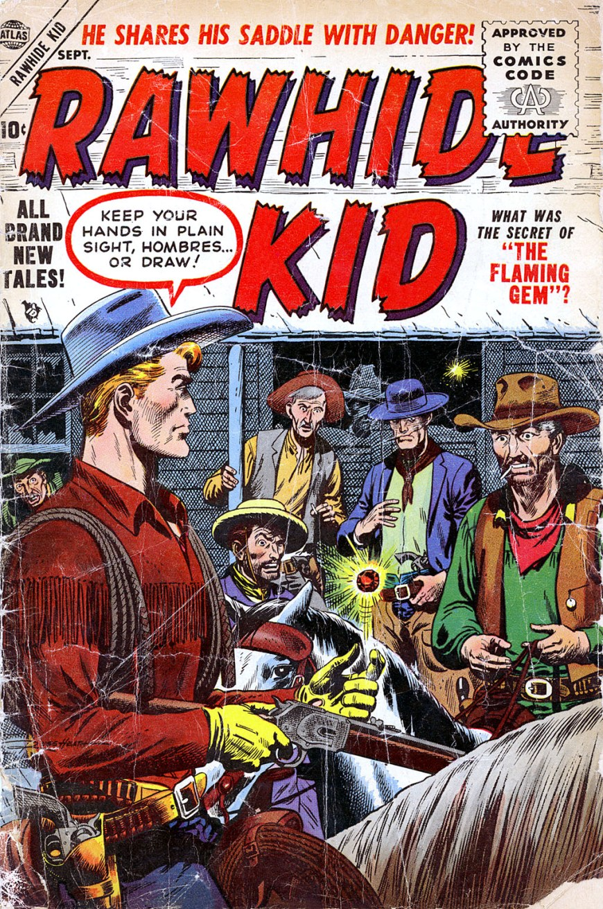 Rawhide Kid Volume 1 #1