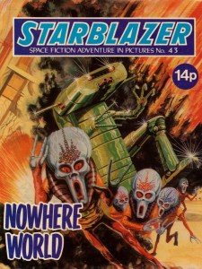 Starblazer 43 - Nowhere World