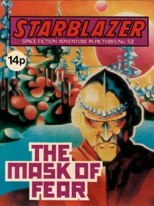 Starblazer 52: The Mask of Fear