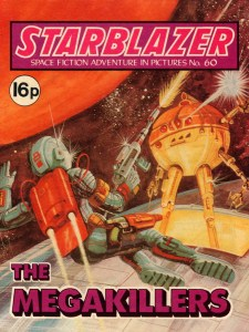 Starblazer 60: The Megakillers