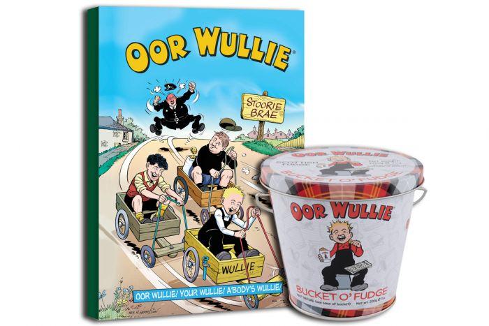 Gardiners of Scotland Orr Wullie Annual Fudge Pack