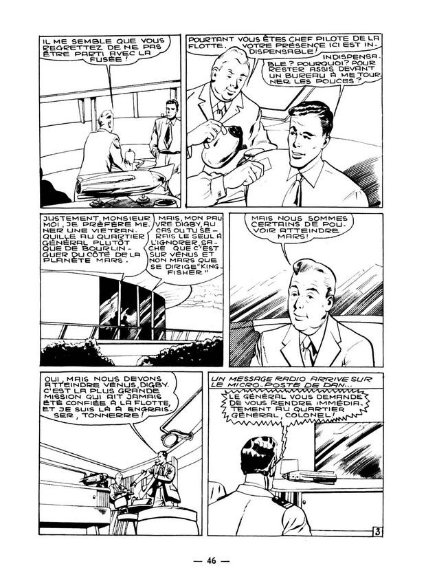 Dan Dair Issue 1 - Dan Dair Page 3
